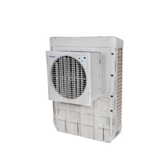 Evaporative Solar Air Cooler